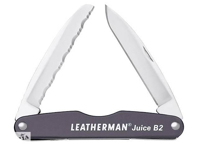 купить бу Мультитул Leatherman Juice B2-Granite, 2 инструмента в Киеве