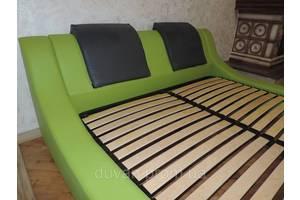 мягкая кровать с подъемным механизмом Mojito