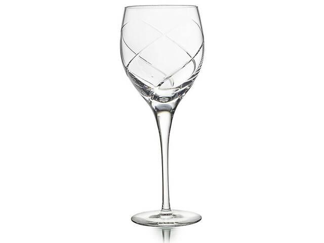 купить бу Набор 4 хрустальных бокала Atlantis Crystal VIOLINO 435мл для воды Vista Alegre (7648ACL01-3005_psg) в Киеве