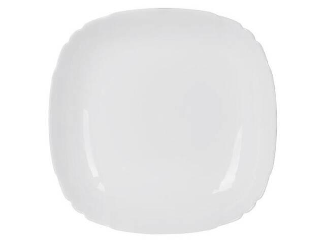 купить бу Набор 6 суповых тарелок Luminarc Lotusia White Ø20.5см стеклокерамика (psg_LUM-H1503) в Киеве