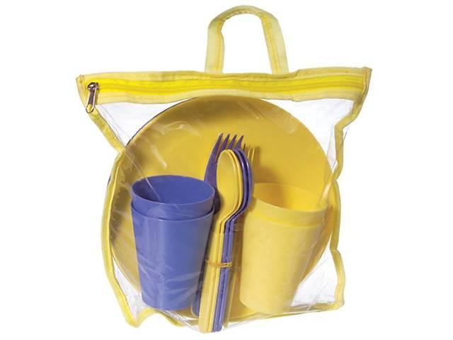 Набор для пикника Ucsan на 4 персоны 20 предметов в сумке (psg_M-759)- объявление о продаже  в Киеве