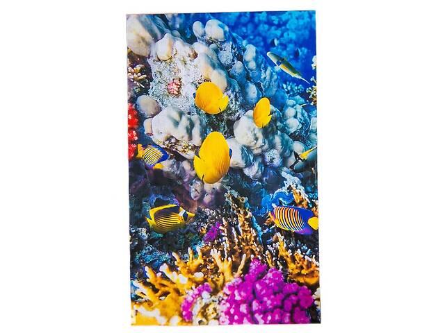 продам Обогреватель-картина инфракрасный настенный ТРИО 400W 100 х 57 см коралловый риф (gr_010241) бу в Киеве