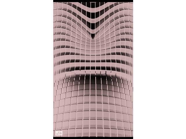 бу Обогреватель-картина инфракрасный настенный ТРИО 400W 100 х 57 см абстракция Hi-Tech 3D (gr_010242) в Киеве
