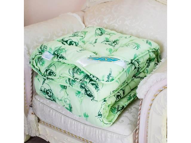 Одеяло Arda Эвкалипт, салатовое с рисунком 155х210 (A135011)- объявление о продаже  в Хмельницком