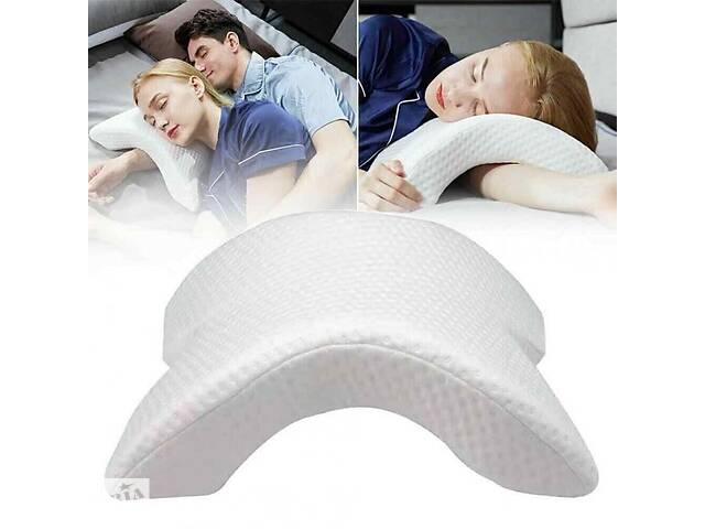 купить бу Ортопедическая подушка Туннель с эффектом памяти NBZ Memory Pillow в Киеве