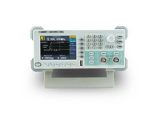 OWON AG1022 генератор сигналов произвольной формы, 2x25 МГц, выборка 125 МВ/с, память: 8 тыс. точек- объявление о продаже  в Дубно
