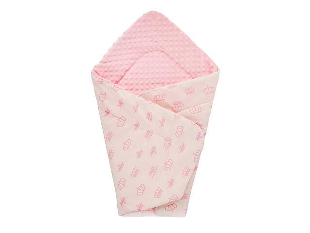 бу Плед DOTINEM Minky плюшевый детский розовый 75х100 см (213148-1) в Одессе