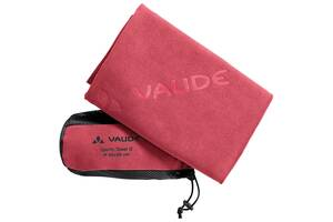 Пляжное полотенце Vaude Sports Towel розовый