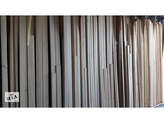 продам Плинтуса деревянные.  бу в Мелитополе