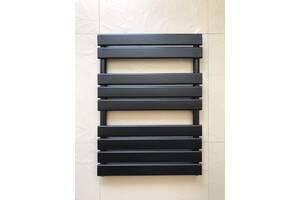 Полотенцесушитель Art Design Відень 75x50 см, чорний
