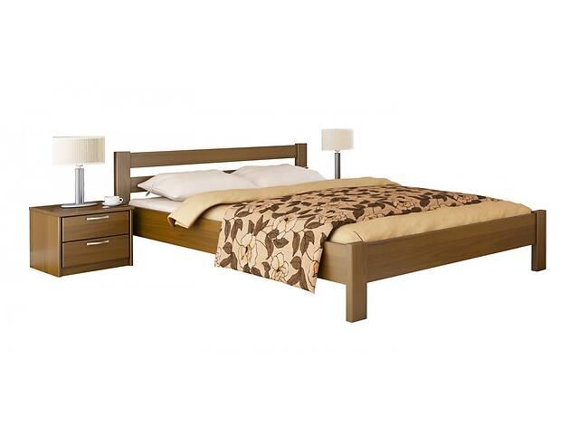 Двуспальная кровать Estella Рената Массив 2Л4 160 см х 200 см Орех светлый- объявление о продаже  в Киеве