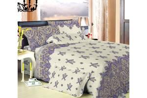Полуторное постельное белье из перкаля 100% хлопок