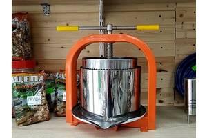 Пресс ручной соковыжималка винтовой яблок винограда для сока вина