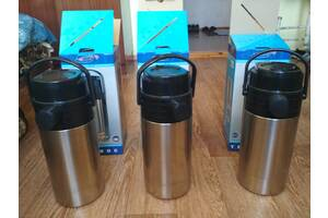 Продам термосы на 3 литра русские для напитков