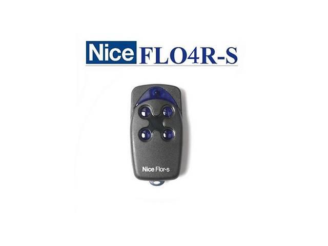 продам Пульт Nice FLO2R-4S (Flor-s) Оригинал для ворот и шлагбаумов бу в Виннице