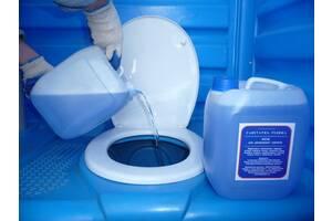 Жидкость в биотуалет, септик, колодец стоков. Химия в туалет, биотуалет
