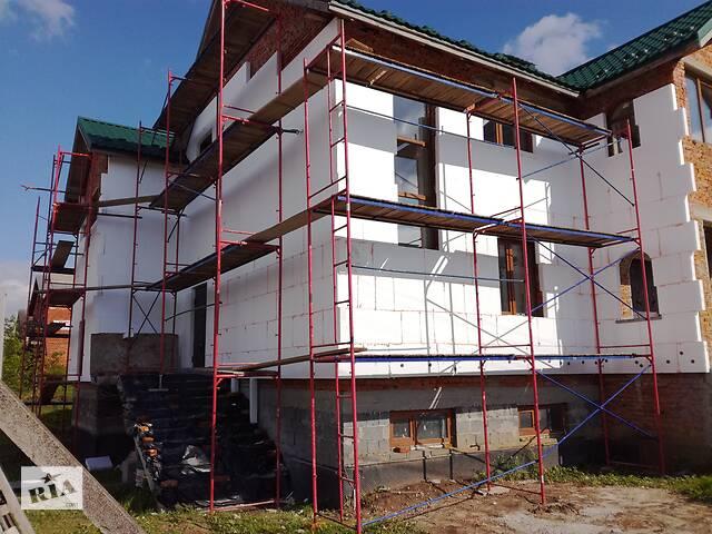 купить бу Риштування будівельне рамного типу, полегшене в Тернополі