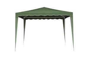 Садовый павильон 3х3м, полиэстер, шатер, тент, беседка, альтанка.