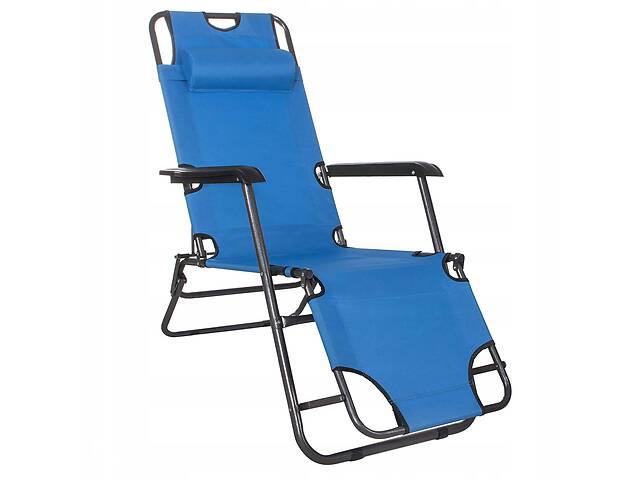 купить бу Шезлонг (кресло-лежак) для пляжа, террасы и сада Springos Zero Gravity GC0004 в Одессе