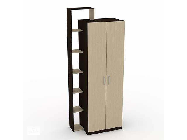 Шкаф для вещей Компанит Венге комби (new1-340)- объявление о продаже  в Киеве