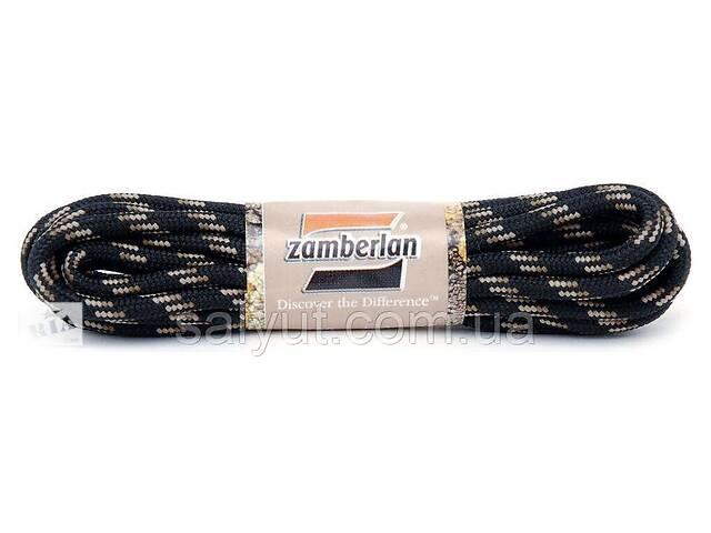продам Шнурки Zamberlan Laces, Чёрно-бежевый (190 см) бу в Львове