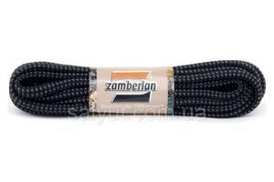 Шнурки Zamberlan Laces, Чёрный (175 см)