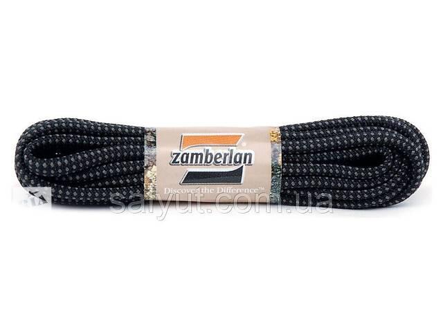 купить бу Шнурки Zamberlan Laces, Чёрный (175 см) в Львове