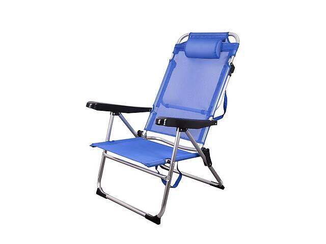 продам Складной шезлонг кресло Levistella Gp20022006 Blue бу в Киеве