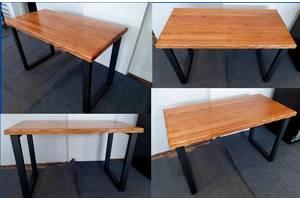 Стол Loft. Натуральная древесина.
