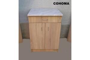 Стол кухонный 60х60  (12цветов)