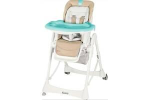 Стілець/крісло, столик для годування. Польща, Еспіріт мокка.