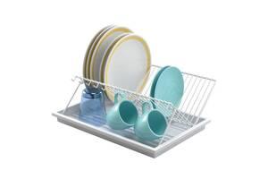 Сушилка для посуды Metaltex Pratico