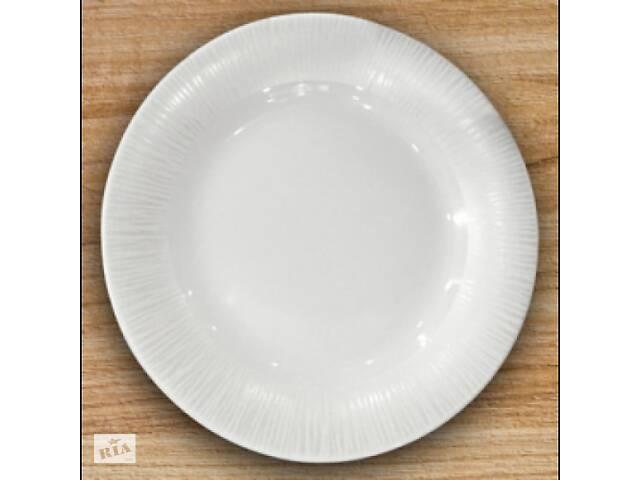 Тарелка десертная круглая Astera White Queen 18 см A0170-16111- объявление о продаже  в Чернигове