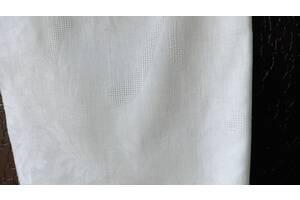 Тканину для скатертини жаккардовая льон/бавовна глянцева з гарними малюнками
