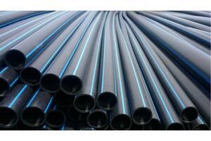 Трубы полиэтиленовые водопроводные. ПЭ трубы
