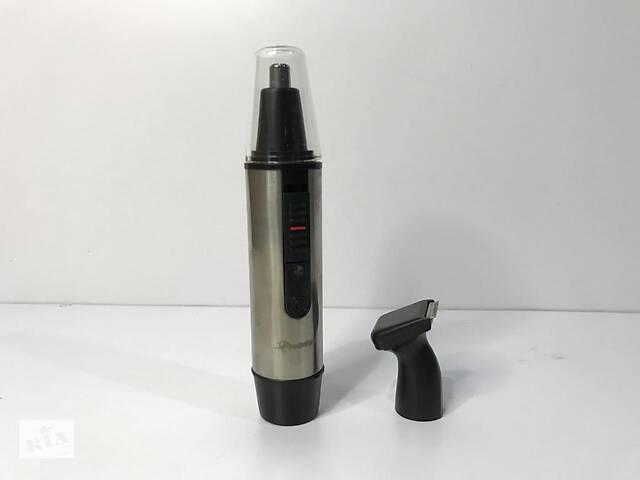 Триммер для стрижки бороды, усов и носа Gemei 2в1 GM 3115- объявление о продаже  в Харькове