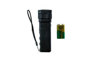 Ультразвуковой отпугиватель собак Aokeman Sensor AD 100 SH 180 db Black Ultrasound