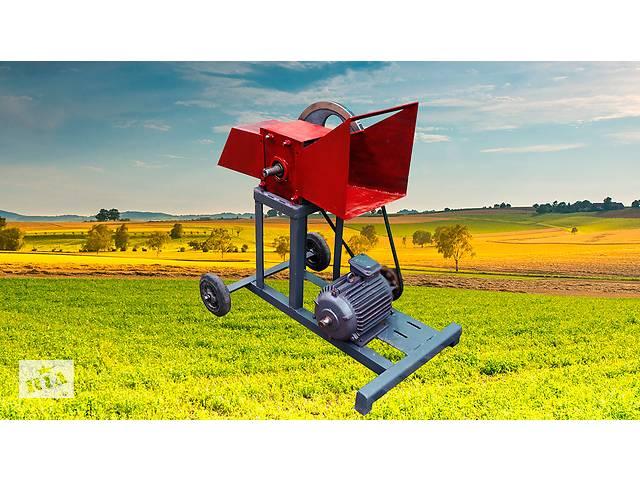 Веткоруб садовый измельчитель дров веток и обрези электрический двигатель РЕ 50