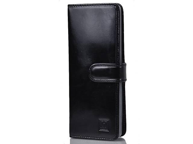 купить бу Визитница Wanlima Визитница кожаная мужская WANLIMA W22440231419-black в Одесі