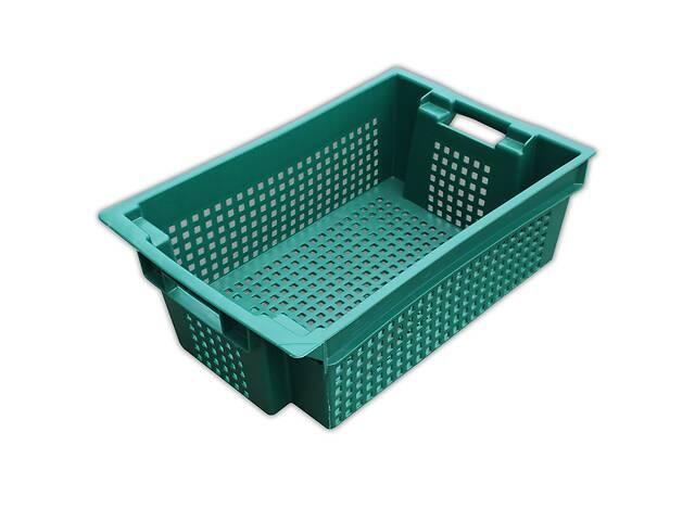 купить бу Ящики пластиковые для овощей фруктов мяса рыбы игрушек сладостей тара в Херсоне