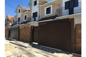 Защитные роллеты на гараж, окна. Гаражные ролеты, роллетные ворота