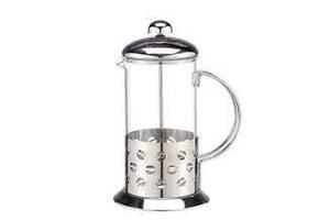 Заварник френч пресс для чая кофе А - Плюс френч чайник заварник стеклянный с прессом