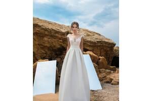 Роскошное свадебное платье от Silviamo