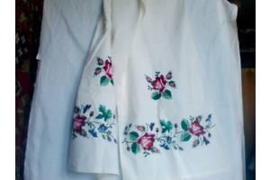 Рушник свадебный с вышивкой