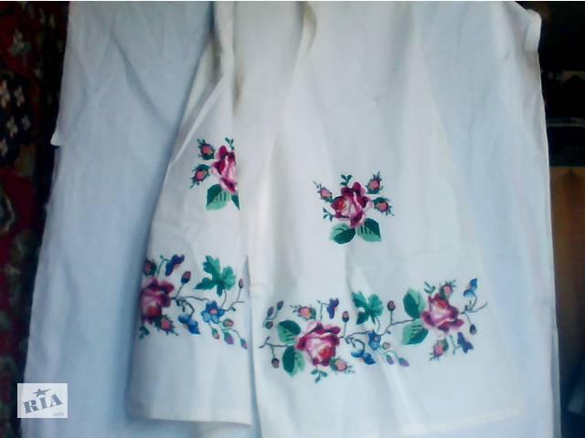 купить бу Рушник весільний з вишивкою в Полтаві