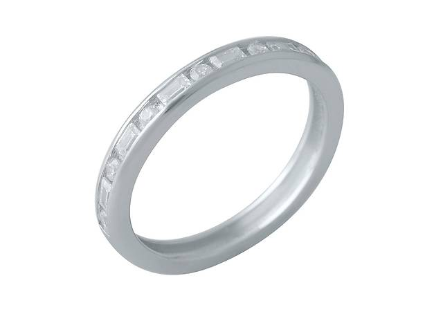 продам Серебряное кольцо SilverBreeze с фианитами 17.5 (1998373) бу в Киеве