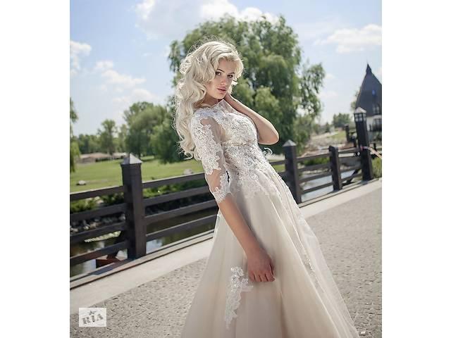 бу Шикарное свадебное платье. Новое.  в Днепре (Днепропетровск)