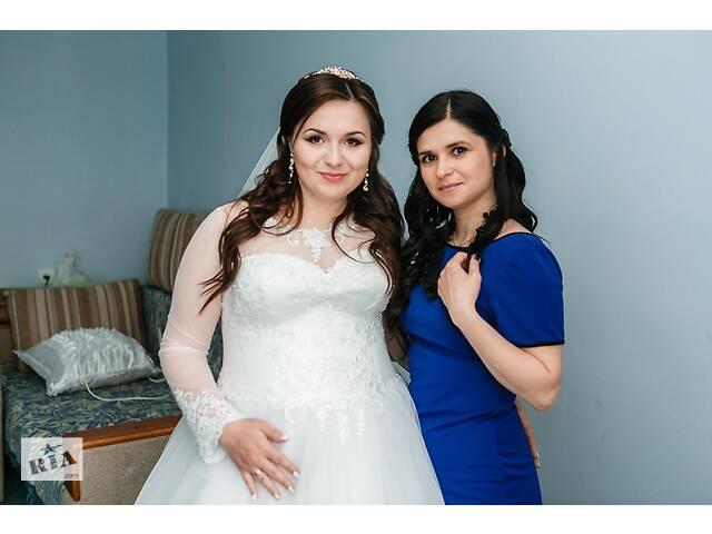 купить бу Весільна сукня була пошита у салоні в Черновцах