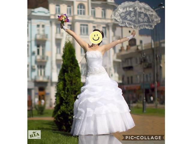 купить бу Свадебное платье недорогое в Виннице
