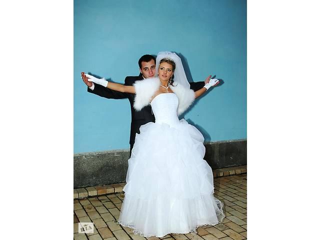 Весільна сукня- объявление о продаже  в Киеве